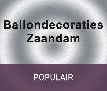 Ballondecoraties Zaandam