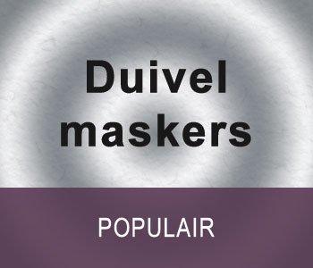 Duivel maskers