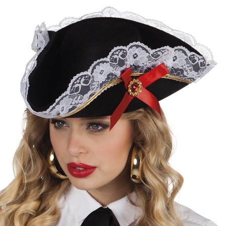 Piratenhoed dames