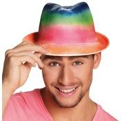 Tropische hawaii hoed