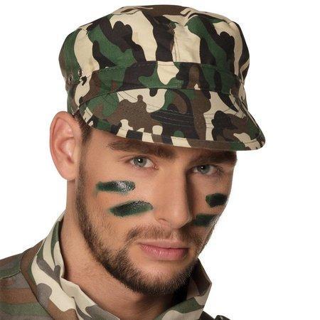 Leger camouflage pet