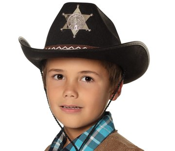 Cowboyhoed Sheriff Junior