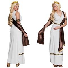 Griekse godin kleding