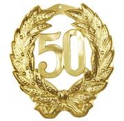 Huldebord 50 jaar