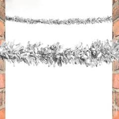 Glitter slinger Zilver