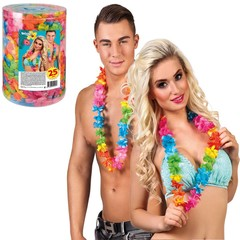 Hawai krans gekleurd