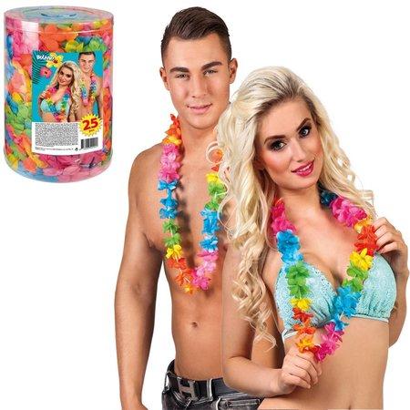 Hawai krans gekleurd Elena