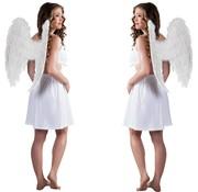 Engel vleugel wit