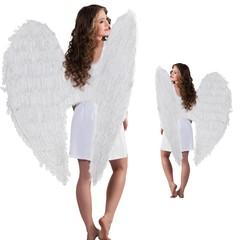 Grote Engelenvleugels wit