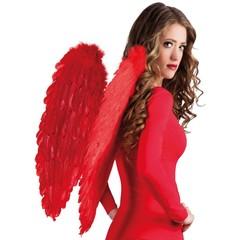 Engelen-vleugels rood