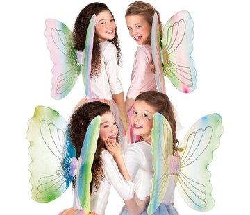 Vlindervleugels kind