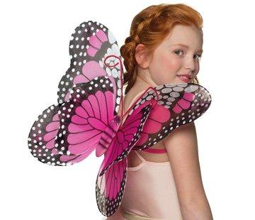 Set vlindervleugels kind