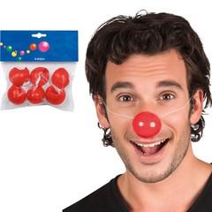 Clownsneus  met elastiekje