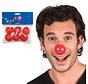 Rode clownsneus met elastiekje