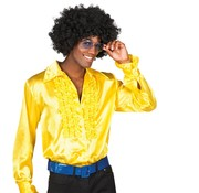 Party Disco shirt geel