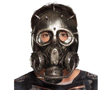 Steampunk gasmasker