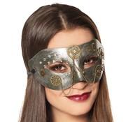 Steampunk oogmasker dames