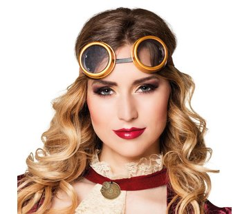 Steampunk retrobril