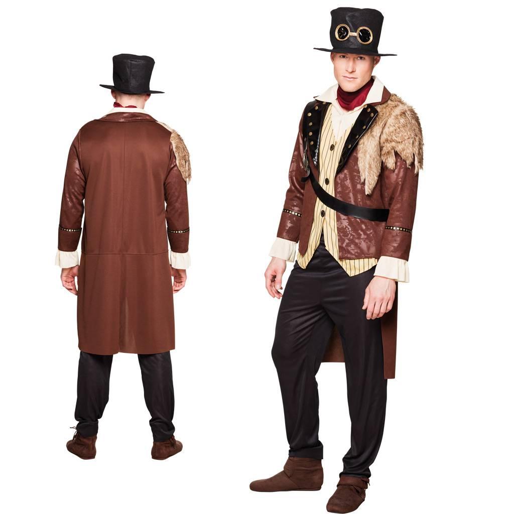 Steampunk kleding man