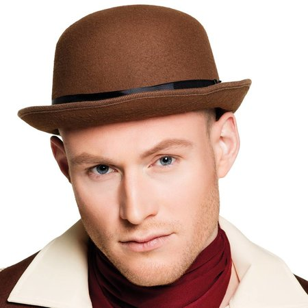 Steampunk hoed Steambowler