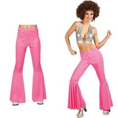 Disco broek roze