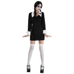 Kostuum Creepy schoolgirl