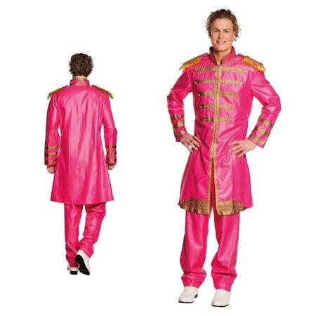 Roze circus dompteur
