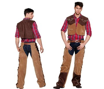 Kostuum Cowboy Clint