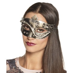 Dames Steampunk masker