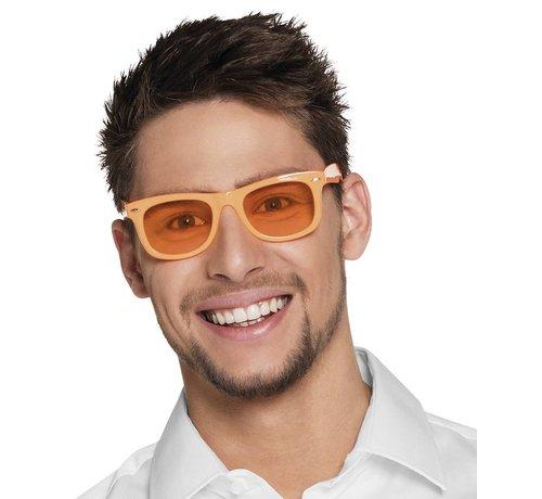 Dance neon bril oranje
