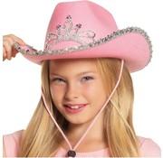 Meisjes cowboy hoed