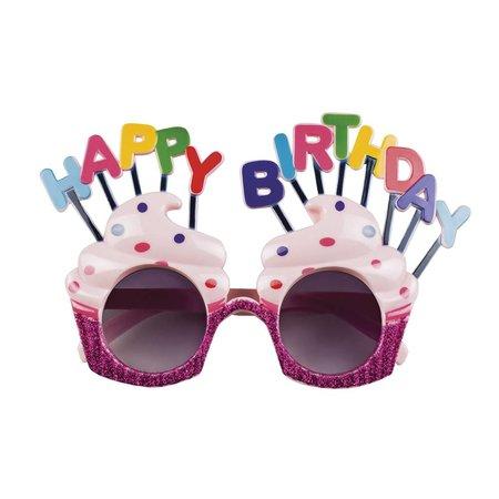 Happy Birthday cupcakes bril kopen