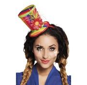 Tiara clownshoed