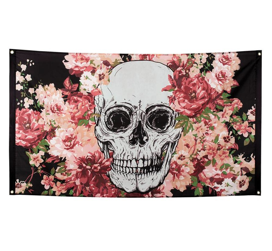 Day of the dead vlag