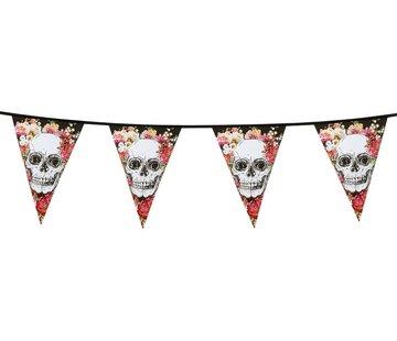 Vlaggenlijn Day of the dead