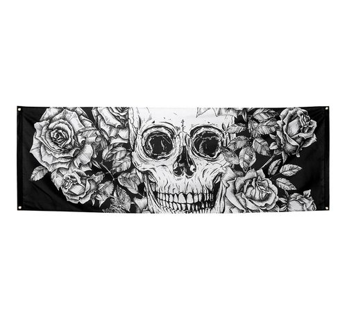 Banner Day of the dead