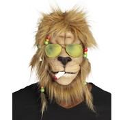 Masker leeuwenkop