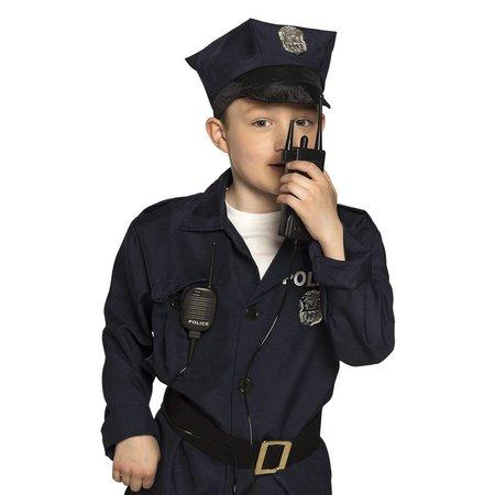 Politie Portofoon Setje kind