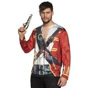 Fotorealistisch 3D shirt piraat