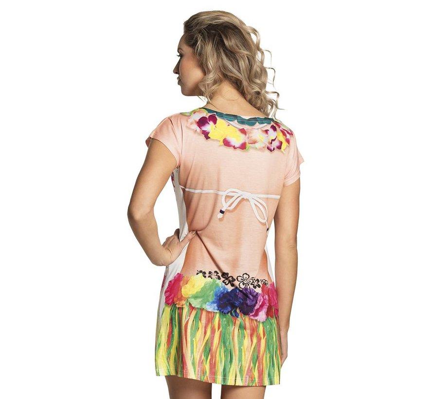 3d jurk beach babe
