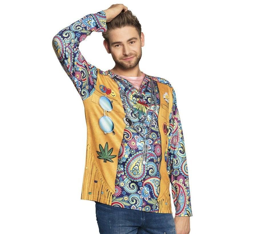 3D hippie shirt