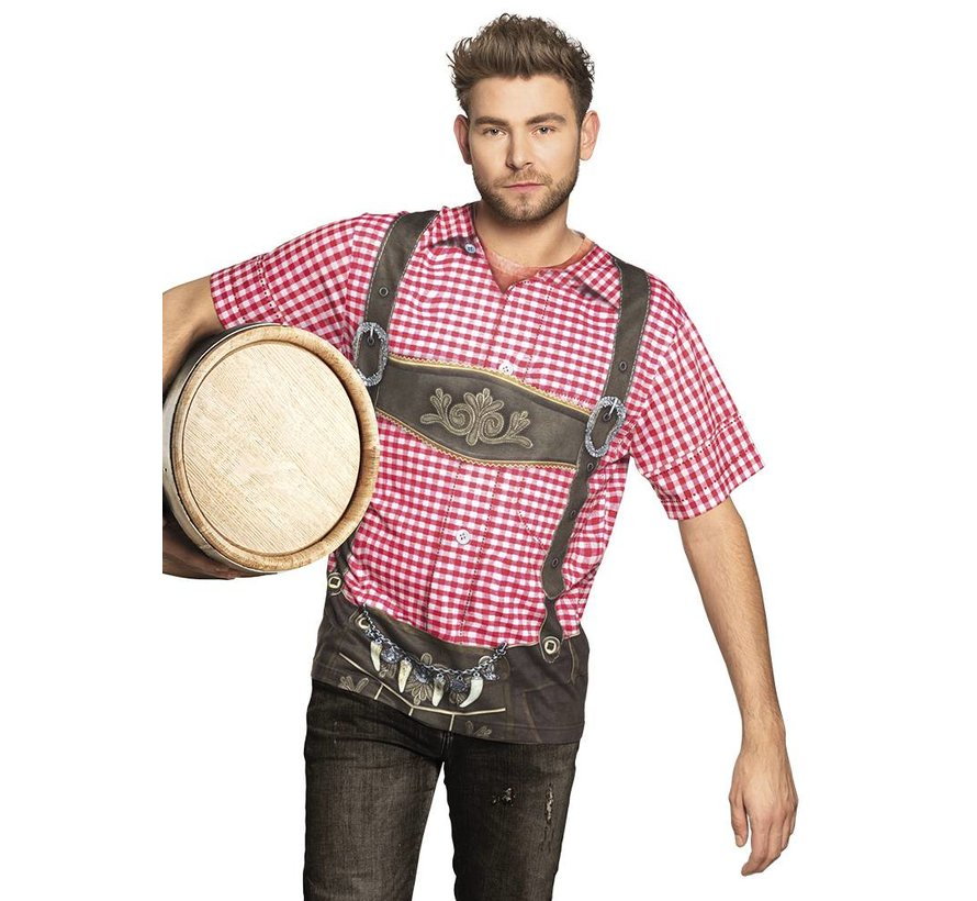 3D Oktoberfest shirt