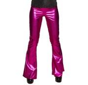 Disco glitter broek dames