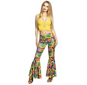 Flower Power broek Hippie