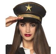 Leger hoed generaal