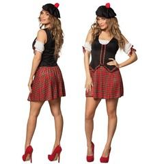 Schotse dames kleding
