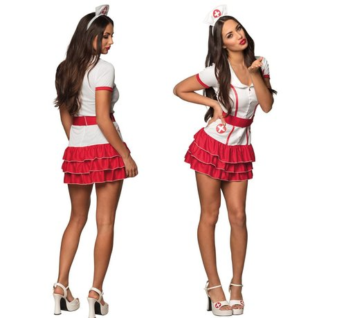 Sexy Verpleegster jurk dames