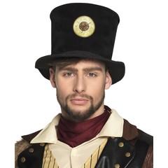 hoge steampunk hoed