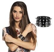 Biker armband