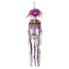 Horror clown skelet Decoratie